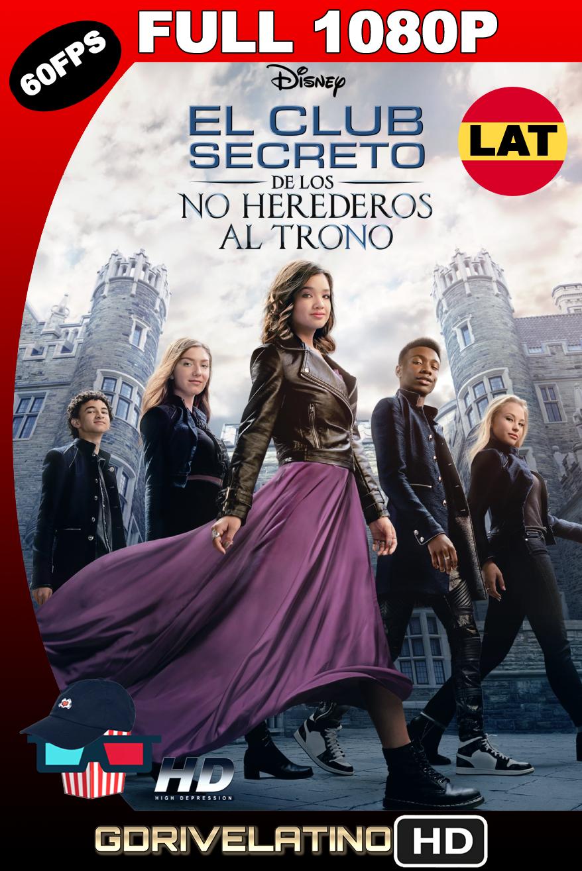 Sociedad Secreta de Hijos Reales (2020) DSNY+ WEB-DL FULL 1080p H265 (60 FPS) Latino-Ingles MKV