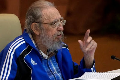 Fidel Castro, Cuba's lifelong dictator, dies at 90.