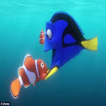 Finding Dory Fish Charades
