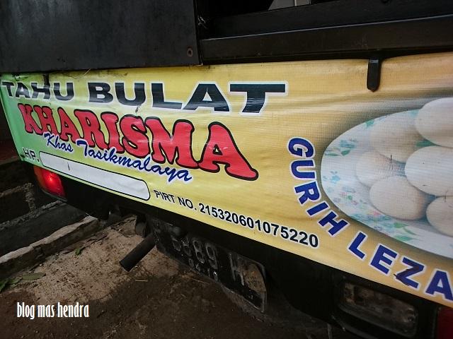 Mobil Tahu Bulat - Blog Mas Hendra