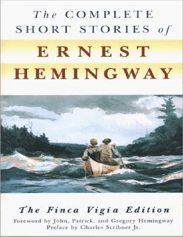 a detailed interpretation of a clean well lighted place by ernest hemingway Struggling with ernest hemingway's a clean, well-lighted place check out our thorough summary and analysis of this literary masterpiece.