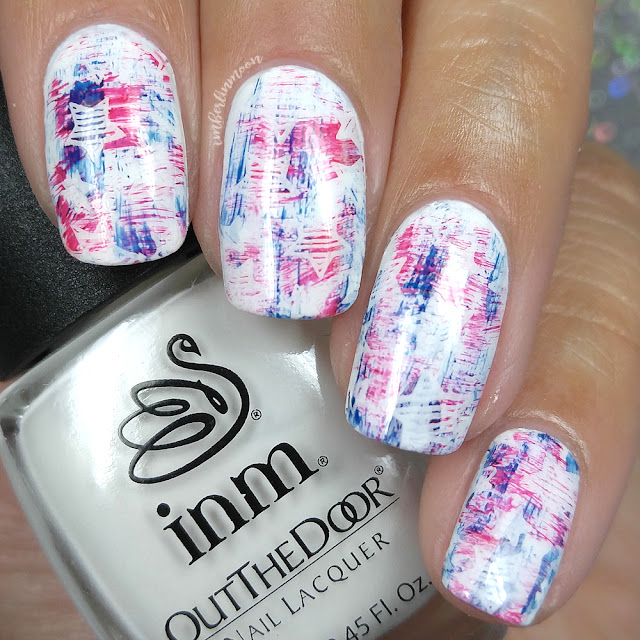 Nail Art - 4th of July