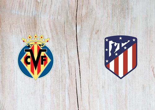 Villarreal vs Atletico Madrid -Highlights 28 February 2021
