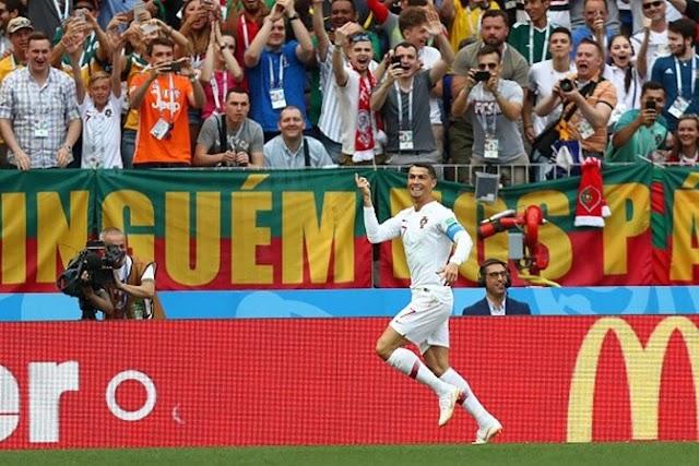 Marrocos joga como nunca, mas Rui Patrício e Cristiano salvam Portugal