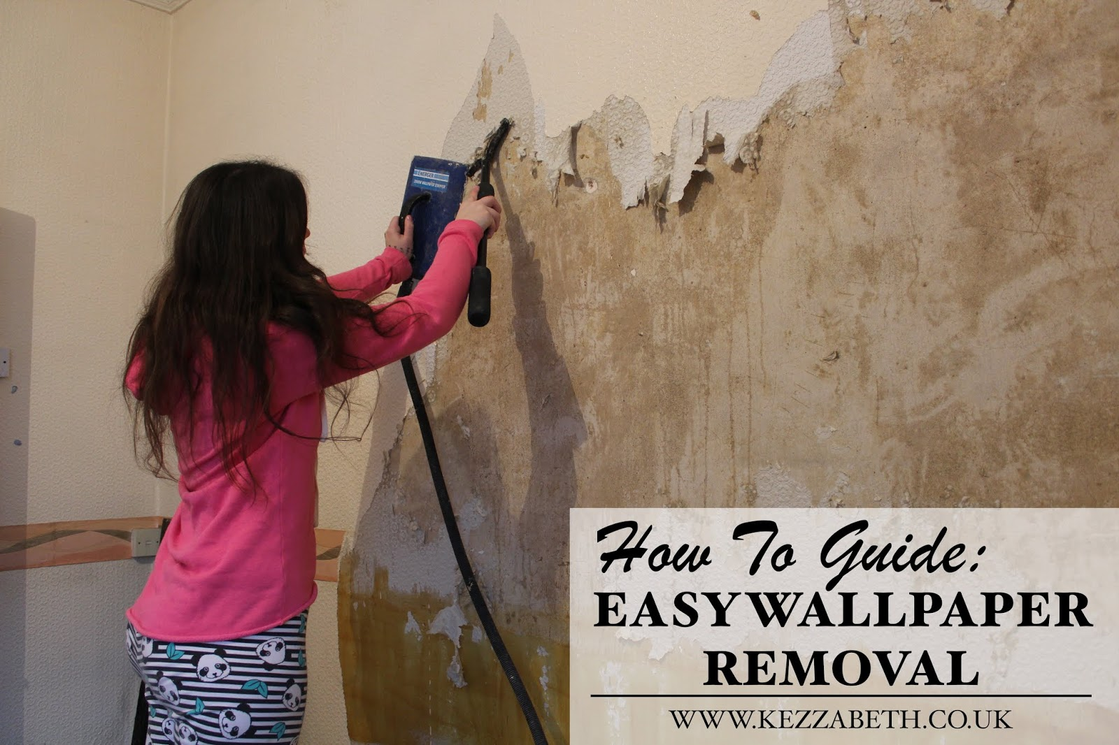 How to Guide for Stripping Wallpaper Easily