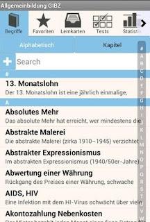 aplikasi Allgemeinebildung