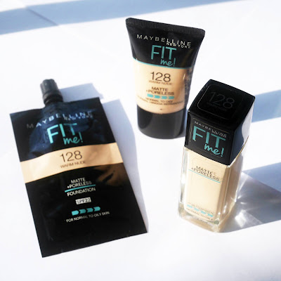 Maybelline Fit Me Foundation Matte Poreless Review
