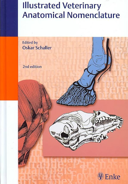Illustrated veterinary anatomical nomenclature - WWW.VETBOOKSTORE.COM