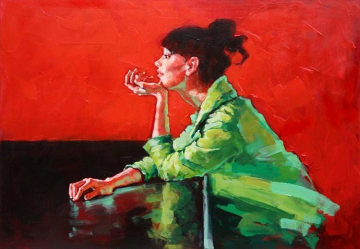 Энергичные картины художницы Renata Domagalska 25
