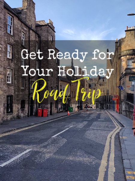 get ready for your holiday road trip