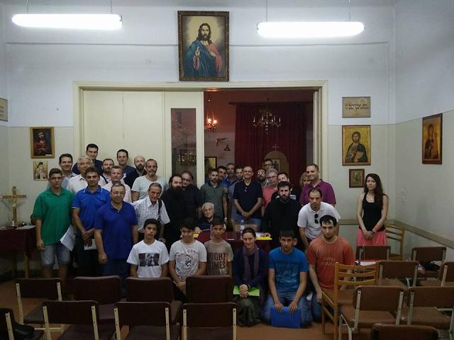 Λήξη μαθημάτων για τους σπουδαστές της Σχολής Βυζαντινής Μουσικής της Μητροπόλεως Αργολίδας