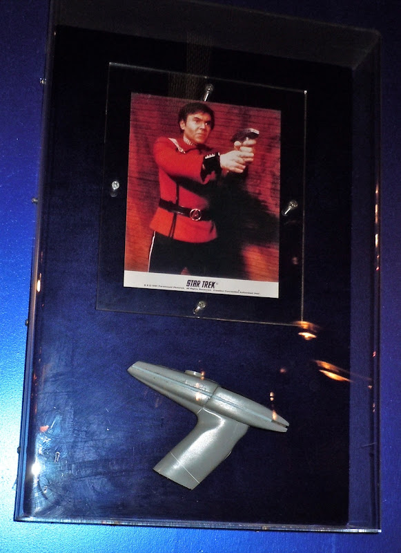 Star Trek Wrath of Khan phaser pistol