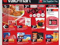 Valu-Mart Flyer So Easy to Save valid June 22 - 28, 2017