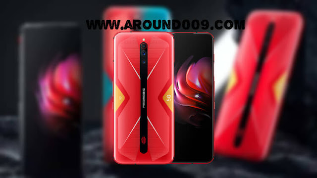 تنزيل خلفيات هاتف Nubia Red Magic 5S الرسمية [ دقة عالية-تحميل مباشر ]