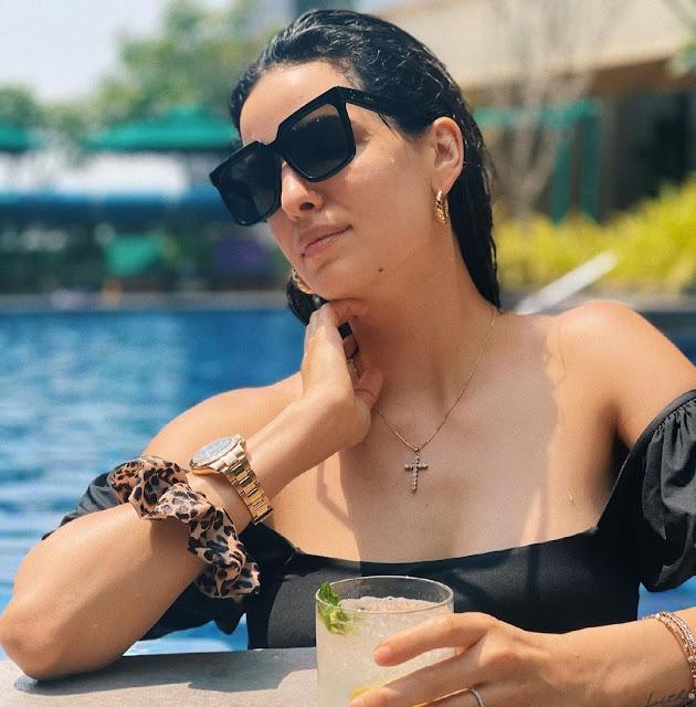 Hardik Pandya's wife Natasa Stankovic's stunning swimming pool video will blow your mind