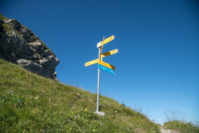 Bergtour Rappenstein von Steg  Wandern Fürstentum Liechtenstein 04