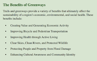 Choteau Greenway Benefits