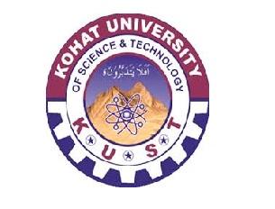Latest Jobs in Kohat University   of Science & Technology KUST 2021
