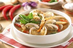 Resep Masakan Sayur Asam Kerang Putih Untuk Hidangan Sahur