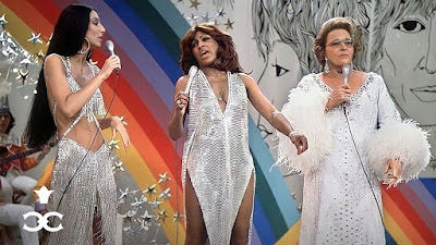 Cher's Official YouTube Page Has Unleashed A Treasure Trove Of HD-Remastered Wonderfulness Feat Tina Turner & Kate Smith's Beatles Medley (Live On The Cher Show, 1975)