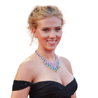 Scarlett Johansson PNG Images with Transparent Background