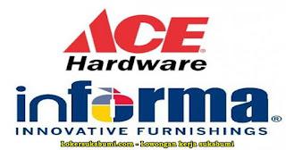 Lowongan Kerja ACE Hardware Sukabumi Terbaru