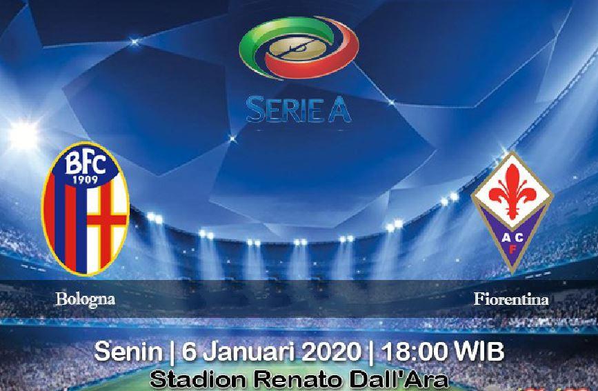 Prediksi Bologna vs Fiorentina 6 Januari 2020