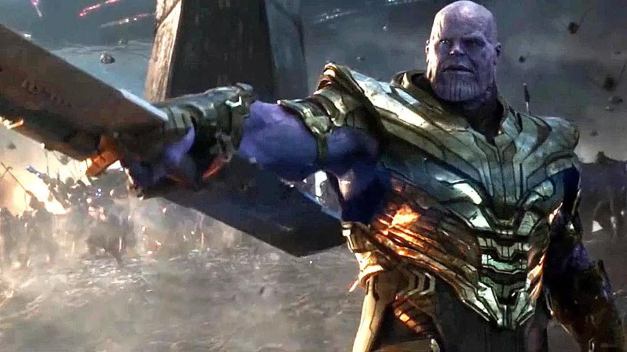 Nova arte conceitual mostra Thanos mais jovem e totalmente diferente