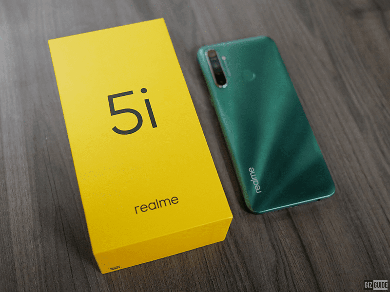 Realme 5i Unboxing and First Impressions