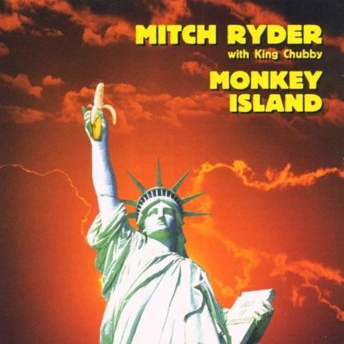Mitch Ryder with King Chubby - Monkey Island