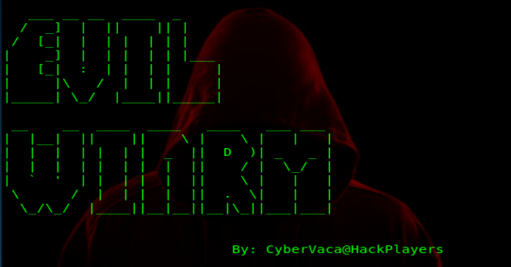 Evil WinRM : The Ultimate WinRM Shell For Hacking/Pentesting