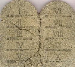 10 commandments 603 mitzvot # 3