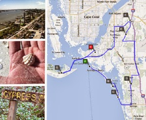 Route Florida Fort Myers