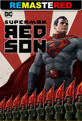 Superman Red Son 2020 DVD R1 NTSC Latino RMZ