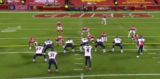 NFL Week 1 - chiefs vs texans match - david Johnson TD