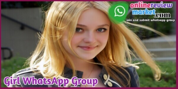 Whatsapp Girl Group Link | New WhatsApp Group Link 2019