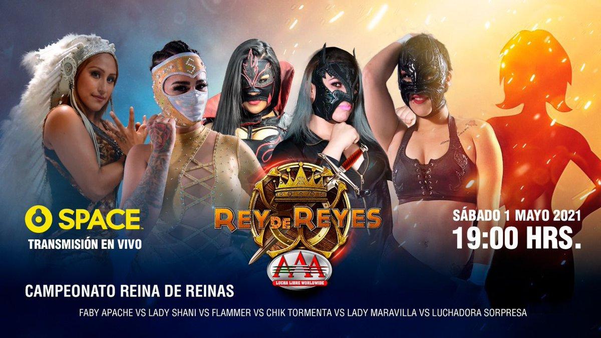 """AAA reintroduz a gimmick """"Sexy Star"""" com nova lutadora"""