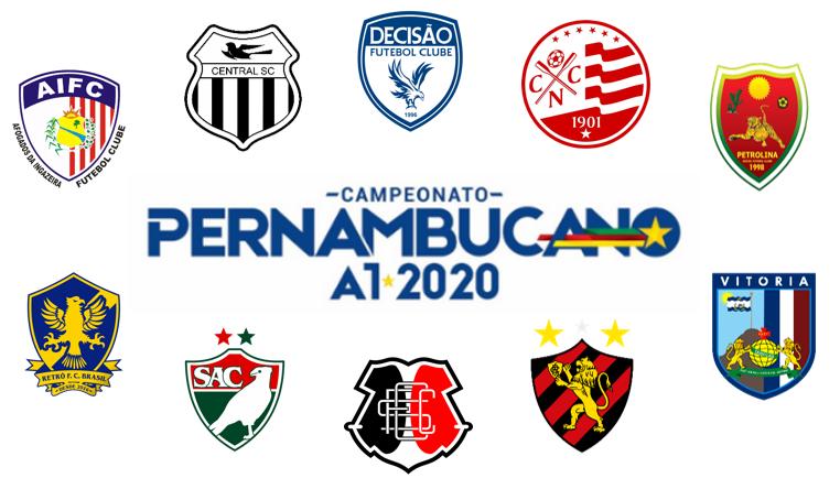 Image result for campeonato pernambucano 2020