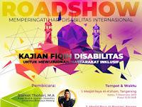 Jadwal Acara Hari Disabilitas Internasional 2019 di Jakarta dan Tangerang