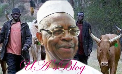 Middle-belt forum backs TY Danjuma-led group, accuses Buhari govt of supporting Fulani herdsmen takeover Southern Nigeria