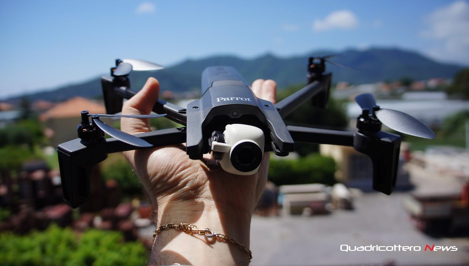garantie drone parrot bebop