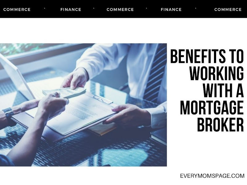 Benefits to Working with a Mortgage Broker