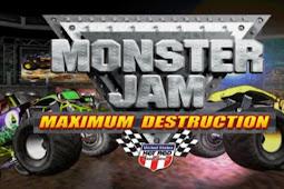 Monster Jam Maximum Destruction PS2 ISO