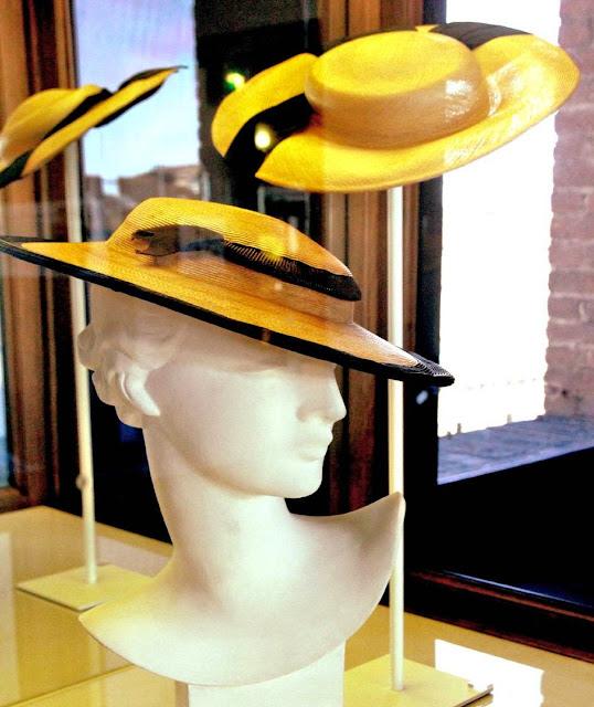 storia dei cappelli femminili