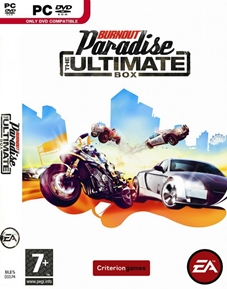 Burnout Paradise The Ultimate Box - PC (Completo)