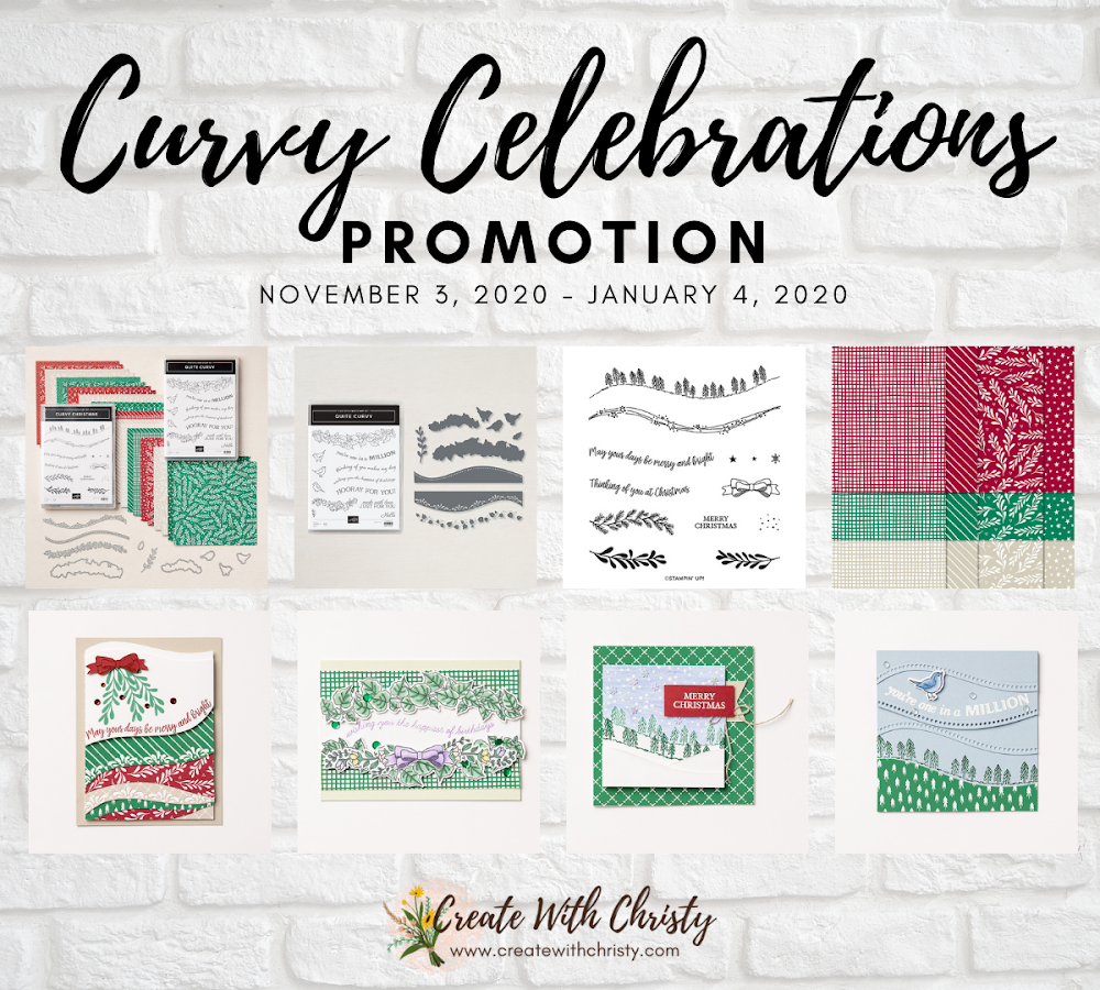 Curvy Celebrations Promo Starts Tomorrow!