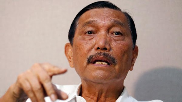 Kompak dengan Jokowi, Luhut: Jangan Semua-semua Impor
