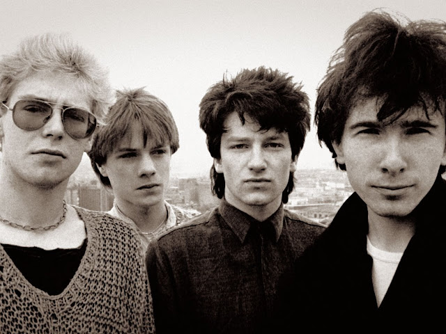 u2 younger years