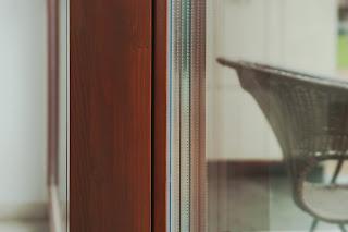 Деревянная подъемно-сдвижная дверь HS