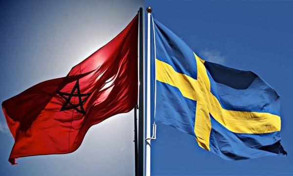 La Suède rentre dans les rangs après le recadrage du Maroc.